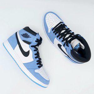 Nike Air Jordan 1 High 'University Blue'